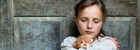 Arkansaw Child Alone